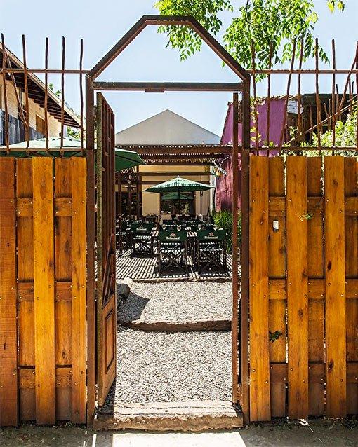 Otero Bar, San Isidro. Local