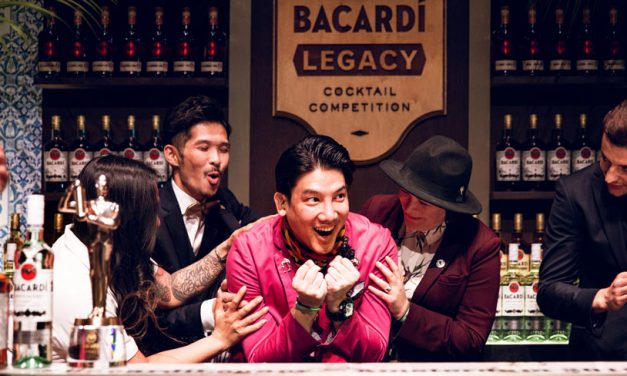 Virtual Bacardí Legacy Cocktail Competition