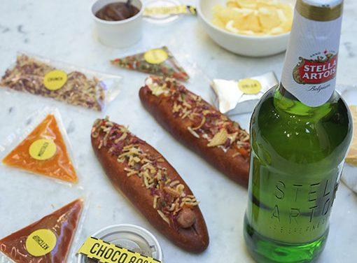 Stella Artois se suma a la caja Canuto