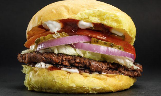 Vegan Fox: comida rápida hecha 100% a base de plantas