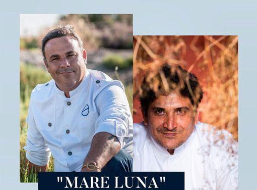 Ángel León y Mauro Colagreco juntos en un menú acuático