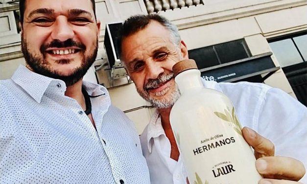 Christian Petersen, Olivícola Laur y Acetaia Millán, más juntos que nunca