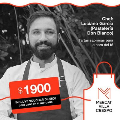 Mercat Villa Crespo lanza su Centro Cultural Gastronómico