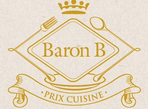 """3ª Edición del """"Prix de Baron B – Édition Cuisine"""""""
