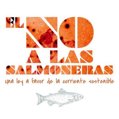 El NO a las salmoneras