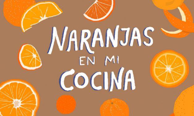 Naranjas en mi cocina
