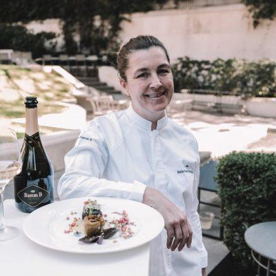 """María Florencia Rodríguez es la ganadora de la 3ª edición del """"Prix de Baron B – Édition Cuisine"""""""