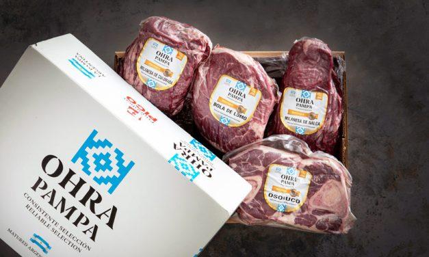 Ohra Pampa: líder del E-commerce de carne seleccionada