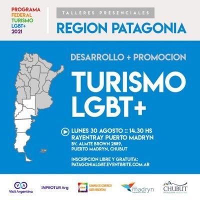 Una jornada sobre turismo LGBTQ+ en la Patagonia