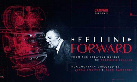 Campari crea un cortometraje sobre el genio creativo de Fellini