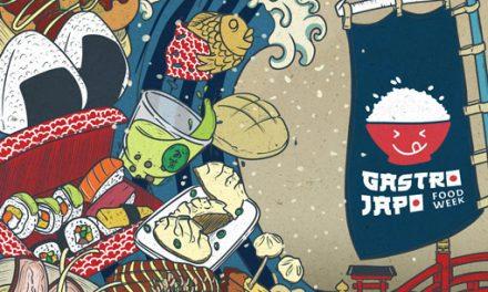 Ya comenzó la 3ª edición de GastroJapo Food Week 2021
