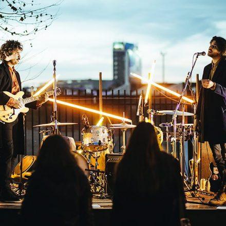 #AvalaCynar en Camping   Sábados de conciertos en vivo