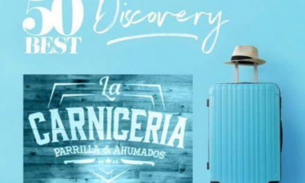 La Carnicería entró en los 50 Best Discovery