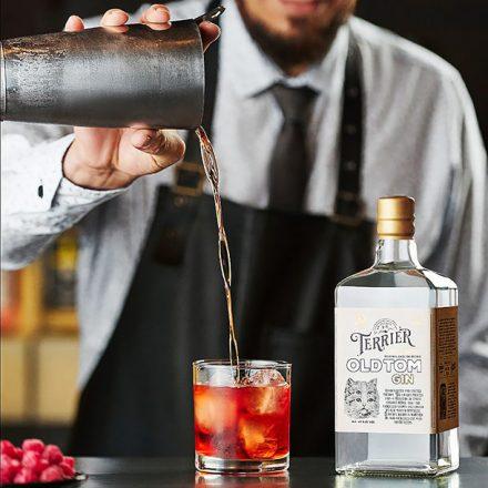 Gin Terrier Old Tom: el nuevo destilado de Casa Tapaus