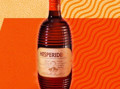 Hesperidina fue reconocido como uno de los mejores licores de naranja