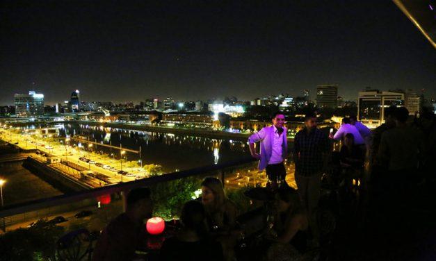 Hotel Madero festeja la primavera en su Rooftop