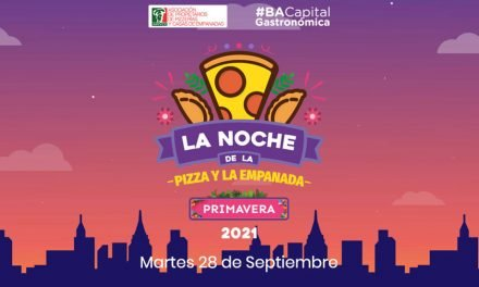 La Noche de la Pizza y la Empanada
