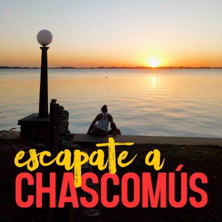Escapate a Chascomús